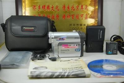 98新 Panasonic/松下 GS28GK 摄像机 mini DV 磁带 卡带 录像机