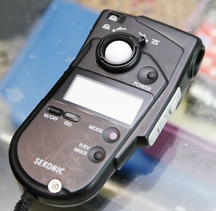 世光Sekonic测光表 L-408