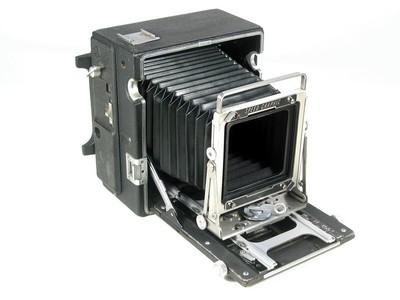 格拉菲 Speed Graphic 轻便45 大画幅 外拍机