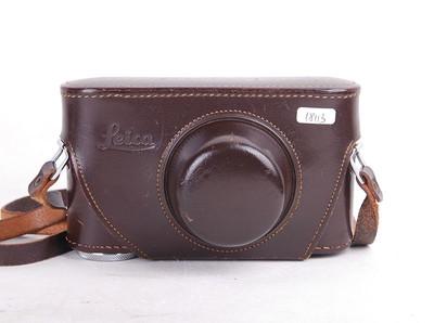 【美品】Leica IIIg 用原厂真皮皮套 连背带 #jp18113