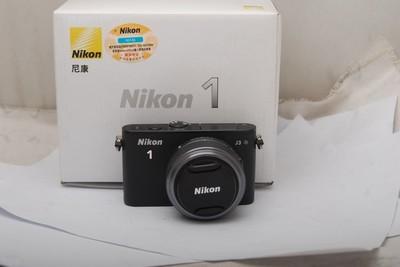 98新NIKON J3 带 11-27.5 行货带包装(欢迎议价,支持交换)