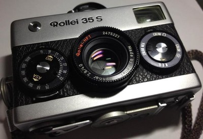 Rolleiflex 35s