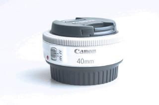 95新 佳能 EF 40mm f/2.8 STM
