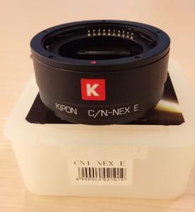 KIPON 康泰时/N镜转索尼 自动光圈 C/N-NEX E