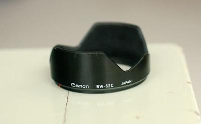 佳能FD 24mm镜头用BW-52C镜头遮光罩
