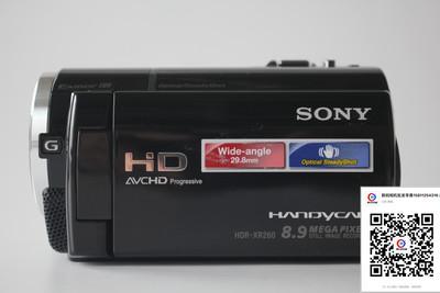 索尼 HDR-XR260E全套包装成色新 送卡 支持置换 租赁 收购