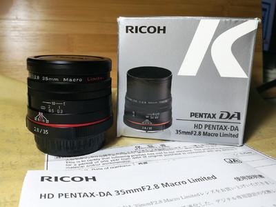 宾得 HD PENTAX-DA 35mm f/2.8 Macro Limited
