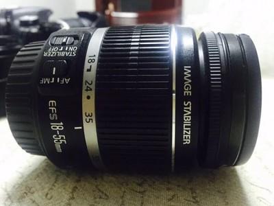 佳能 EF-S 18-55mm f/3.5-5.6