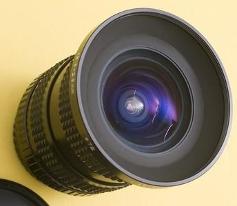 canon佳能口日本产POLAR MC 18-28 f4-4.5超广角变焦手动镜头958