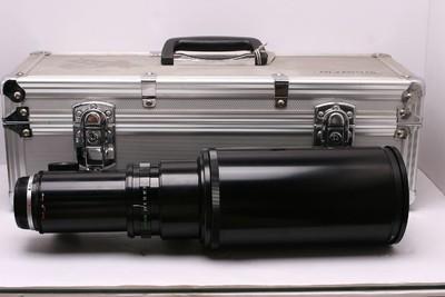 奥林巴斯 OM 600/5.6 奥林巴斯600/5.6 奥林巴斯 600/5.6 带铝箱