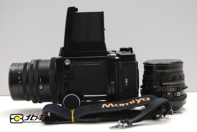 委托品:玛米亚RB67带90/3.5和50/4.5镜头