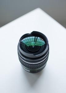 日本带回一手自用宾得 DA Fish-Eye 10-17mm f/3.5-4.5 ED 镜头