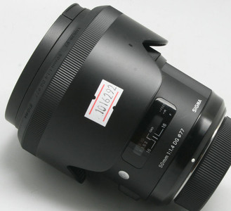 98新【适马】 50mm f/1.4 DG A 尼康口(N6292)