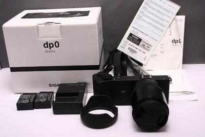 Sigma/适马 dp0 Quattro 适马DP0 适马 DP0 适马dp0 带包装