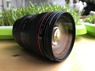 佳能 EF 24-105mm f/4L IS USM(个人自用全套出售)