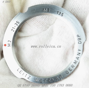 (5922) 徕卡原装 35mm镜头转接环 极新净 ¥800多图