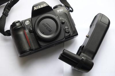 Nikon F80D