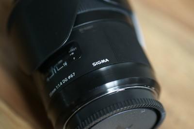 适马 35mm f/1.4 DG HSM(A)索尼口