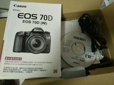 99成新 佳能70D + 佳能EF-S 18-135mm f/3.5-5.6 IS 套机出售。