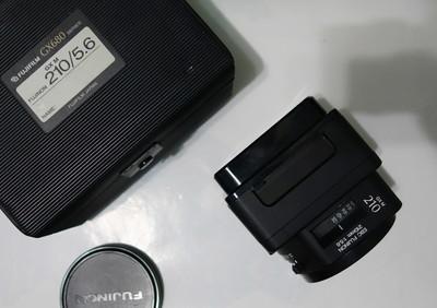 富士GX680系列相机用GXM210MM 中焦镜头