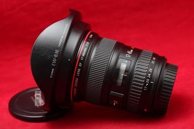 Canon EF 17-40/4L 佳能 17-40 SUM 广角 实物拍摄 美品成色
