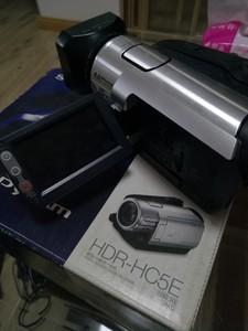 索尼 HDR-HC5E