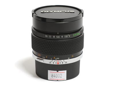 奥林巴斯/Olympus Auto-W 24mm F/2 镜头 *超美品*