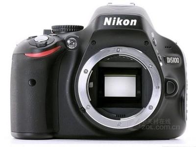 尼康 D5100单机(95成新)