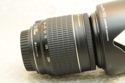 出一支成色非常好的佳能 EF 28-200mm f/3.5-5.6 USM