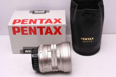宾得 FA 31mm1.8 Limited 宾得31/1.8 宾得 31/1.8 带包装