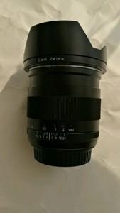 99新 蔡司 Carl Zeiss Distagon 25/2 25mm f2 ZE 佳能口 带包装