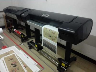 影像工作室清理设备处理HP艺术家级专业照片打印机