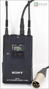 索尼URX-P2 话筒接收机 单机