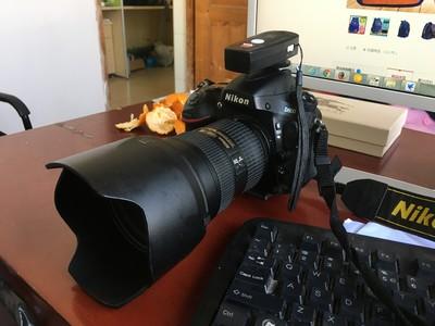 尼康 D800+24-70,2.8镜头