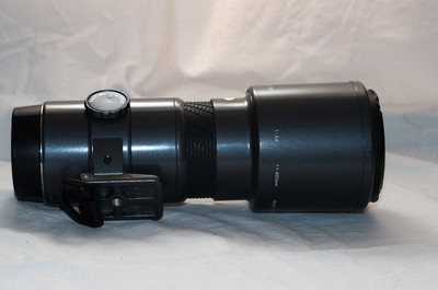 SIGMA AF TELE 1:5.6 f=400mm MULTI-COATED