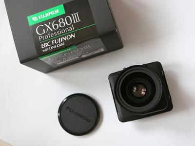 全新 富士 GX680三型用新款GXM125MM F5.6