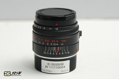 95新柯尼卡巧思KM35/2 徕卡M口(BF11210004)