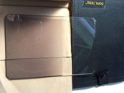 出一套HITECH海泰100*150mm插片滤镜,多飞100mm*150mm插片支架