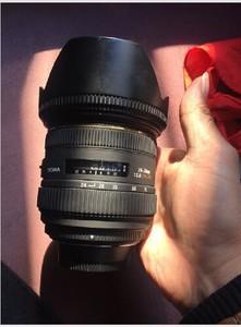 适马 24-70mm f/2.8 EX DG HSM(尼康卡口)