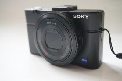 98新 索尼 RX100 II 便携式相机 rx100二代 2代