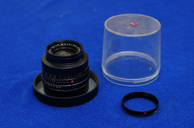 Leitz R 35 mm f/ 2.8 徕卡 LEICA R35 F2.8 E43 德产 旁轴镜头