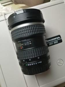 宾得 FA645 33-55mm f/4.5 AL