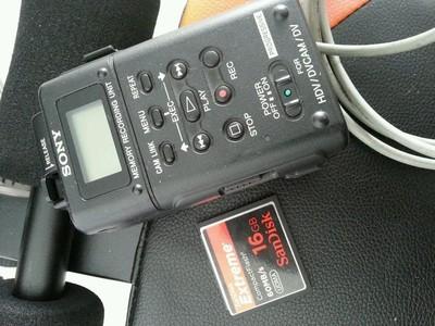 索尼HVR-MRC1 记录单元 Z5C可用