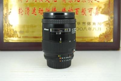 95新 尼康 28-85 F3.5-4.5 单反镜头 全幅广角变焦挂机