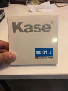 Kase卡色MRC.CPL偏振镜72mm(II代)