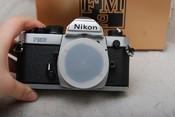 99新NIKON FM2 单机带包装全配件(欢迎议价,支持交换)