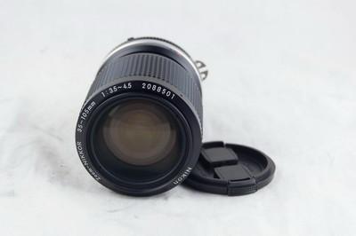 近全新的尼康AIS 35-105 F3.5-4.5 镜头