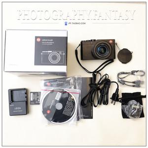 徕卡 D-Lux Typ 109 徕卡家用便携系列  Leica 准专业lux系列