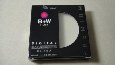 B+W 82mm MRC NANO XS-PRO UV 007M