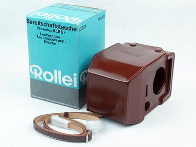 禄来 Rolleiflex  SL66 相机用皮套  新品!